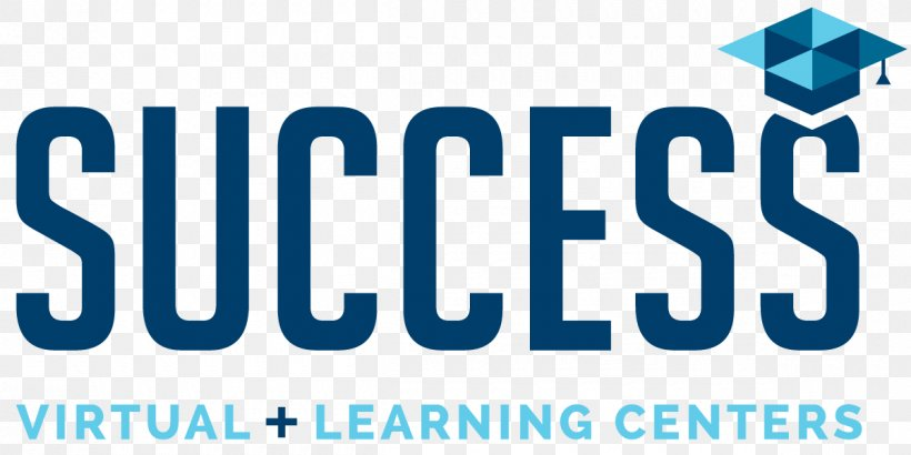Success Virtual Learning Center Png 1200x600px Logo Area Banner Blue Brand Download Free