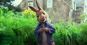 Peter Rabbit - The Tale Of Peter Rabbit Mr. McGregor Film Trailer Cinema PNG