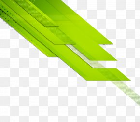Green Rectangle PPT Background - Green Rectangle Fundal PNG