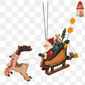 Christmas - Animal Figurine Christmas Ornament Cartoon PNG