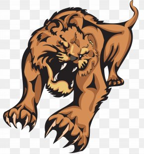 Lion - Lion Tiger Leopard Jaguar Felidae PNG
