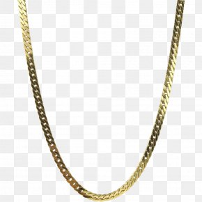 Thug Life - Necklace Chain Jewellery Gold Plating PNG