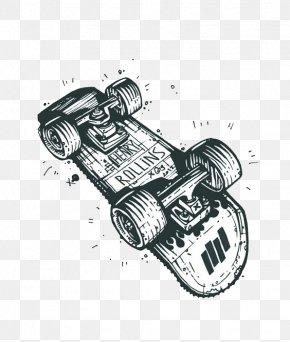 Skateboard - Tony Hawk: Ride Skateboarding Drawing PNG