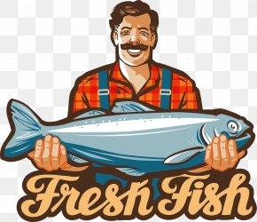 Fish Store Design PNG
