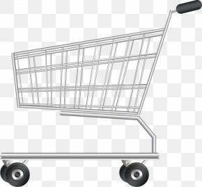 Shopping Cart - Shopping Cart Euclidean Vector PNG