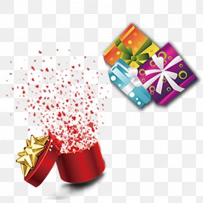Gift Boxes Gift Heap Holiday Gift - Gift Box Surprise PNG