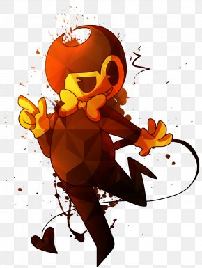 Bendy And The Ink Machine Chapter 5 - Bendy And The Ink Machine Drawing DeviantArt Illustration PNG