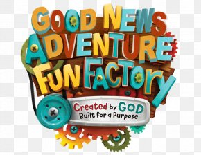 Summer Adventure - Maker Fun Factory LOGO Outdoor Banner (8ft. X 4ft. ) Vacation Bible School Christian Church Made For This PNG