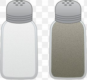 Salt - Salt And Pepper Shakers Spice Black Pepper Clip Art PNG