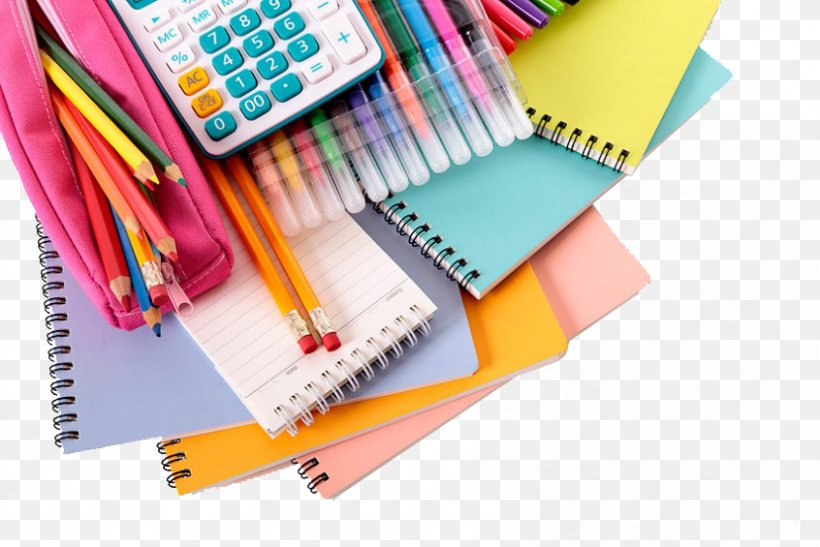 Paper Stationery Pencil Book Office Supplies, PNG, 846x565px, Paper, Book, Box, Brand, Exercise Book Download Free