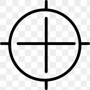 Scopes - Telescopic Sight Reticle PNG