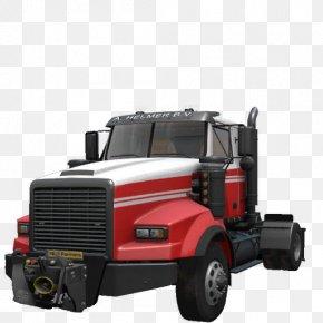 Car - Car Commercial Vehicle Transport Semi-trailer Truck PNG
