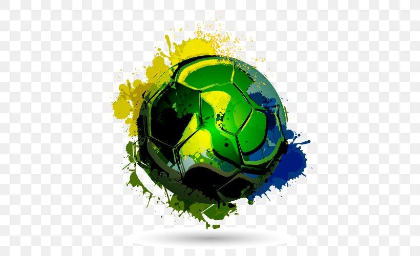 Brazil National Football Team, PNG, 500x500px, Brazil National Football Team, Ball, Football, Football In Brazil, Grass Download Free