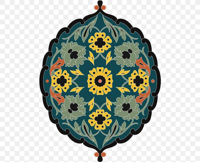 Symmetry Islamic Geometric Patterns Tessellation Visual Arts