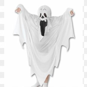 Ghost Costume - Halloween Costume Halloween Costume Carnival Child PNG