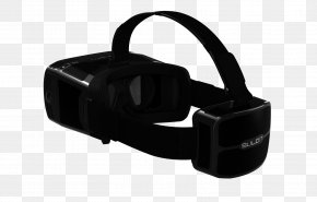 VR Headset - Head-mounted Display Virtual Reality Headset HTC Vive Oculus Rift PNG