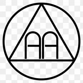 Logo Anonymous - Alcoholics Anonymous Logo Twelve-step Program Alcoholism Saint Michael Lutheran Church PNG