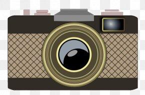 Cameras Cliparts - Camera Photography Clip Art PNG