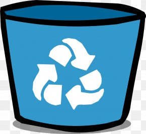 Compost Symbol Recycling Bin - Recycling Bin Rubbish Bins & Waste Paper Baskets Recycling Symbol PNG