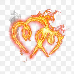 Love Ring Of Fire Graphics - Heart Fire Flame Clip Art PNG