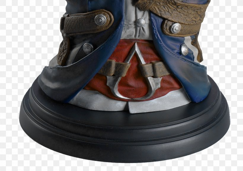 Assassin's Creed III Assassin's Creed Rogue Ubisoft Connor Kenway Edward Kenway, PNG, 2950x2073px, Ubisoft, Boot, Bust, Connor Kenway, Edward Kenway Download Free