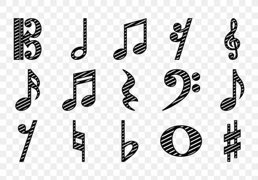 Musical Note Vector Graphics Image Music Download, PNG, 1029x720px, Musical Note, Art, Auto Part, Blackandwhite, Clef Download Free