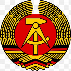 Flag - National Emblem Of East Germany Soviet Occupation Zone Flag Of East Germany PNG