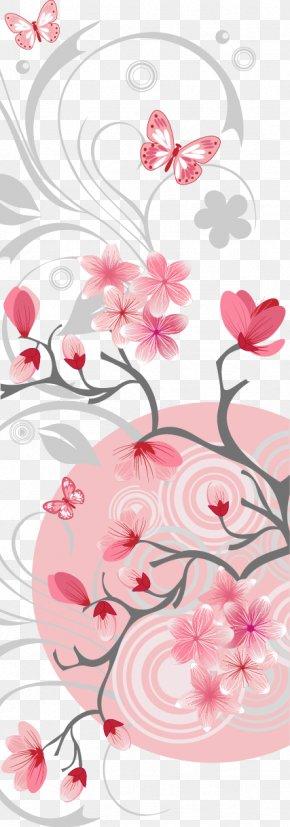 Sakura Card Shading PNG