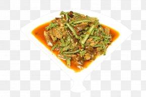 Braised Eggplant Cowpea - Indian Cuisine Vegetable Cowpea Food PNG