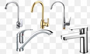 Faucet Kitchen - Tap Bathroom Shower Kitchen PNG