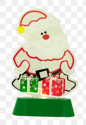 Santa Claus - Santa Claus Christmas Ornament Christmas Tree Food PNG