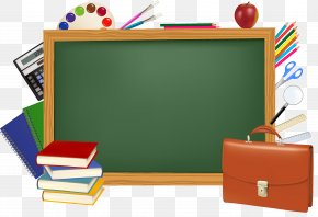 Black Board - School Desktop Wallpaper Education Clip Art PNG