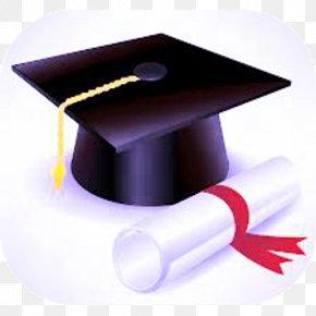 Cap - Graduation Ceremony Square Academic Cap Diploma Clip Art PNG
