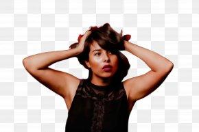 Hand Black Hair - Hair Forehead Beauty Skin Hairstyle PNG