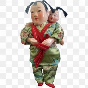 Child - Child Kimono Geisha Toddler Costume PNG