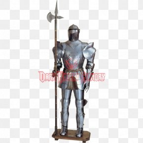 Knight - Middle Ages Plate Armour Components Of Medieval Armour Knight PNG
