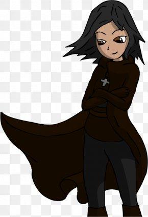 Priest - Brown Hair Black Hair Human Hair Color Long Hair PNG