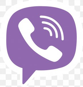Viber Logo - Viber Mobile App Text Messaging Icon PNG