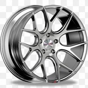 Sputtering - Alloy Wheel Car Rim Audi PNG