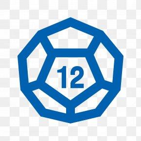 Symbol - Regular Dodecahedron Symbol Pentakis Dodecahedron PNG