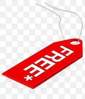 Label Logo - Red Logo Label Font PNG