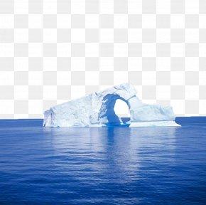 Sea Iceberg - Iceberg Arctic Ocean Polar Ice Cap PNG