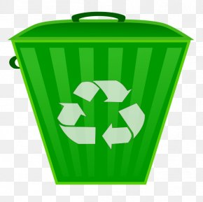Recycle Bin - Recycling Bin Waste Container Clip Art PNG