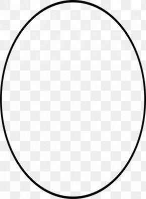 Oval Shape - Shape Circle Geometry Clip Art PNG