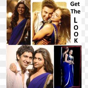 Deepika Padukone - Ayan Mukerji Deepika Padukone Yeh Jawaani Hai Deewani Bollywood Song PNG