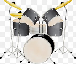 Electronic Musical Instrument Drumhead - Drum Drums Musical Instrument Percussion Tom-tom Drum PNG