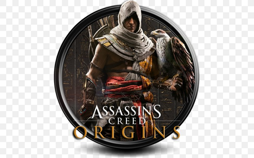 Assassin's Creed: Origins Assassin's Creed: Bloodlines Assassin's Creed Rogue Bayek Di Siwa Video Games, PNG, 512x512px, 8k Resolution, Assassins Creed Origins, Abubakar Salim, Assassins, Assassins Creed Download Free
