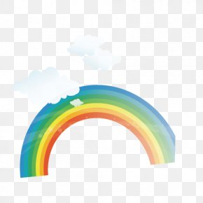 Rainbow - Rainbow Euclidean Vector Computer File PNG
