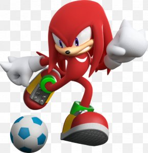 The Olympic Games - Mario & Sonic At The Olympic Games Mario & Sonic At The London 2012 Olympic Games Sonic & Knuckles Knuckles The Echidna Mario & Sonic At The Olympic Winter Games PNG