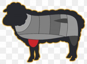 Sheep - Sheep Lamb And Mutton Clip Art Goat Image PNG